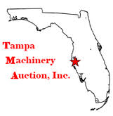 Tampa Machinery Auction